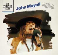 """Thumbnail Of  John Mayall - Weisse Serie 12"""" Vinyl LP album front cover"""